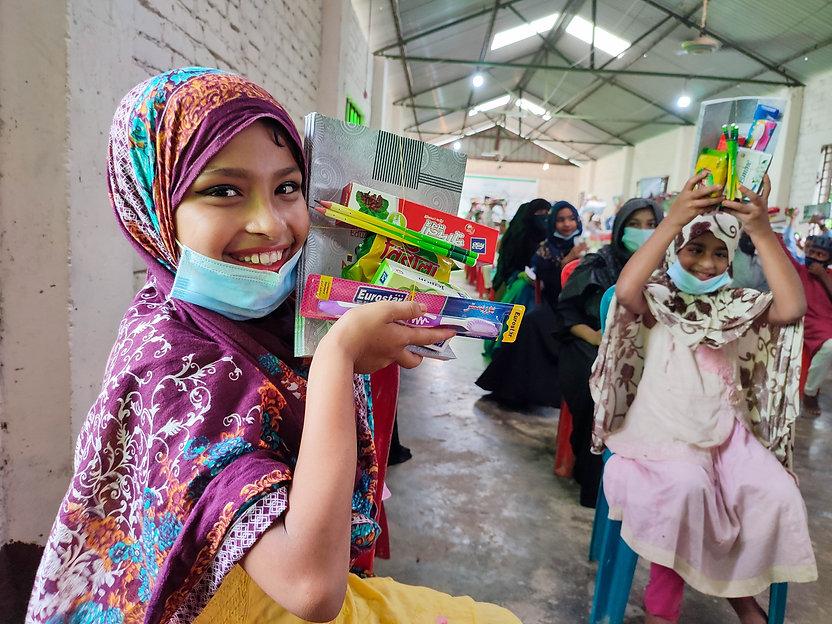 Youth Day Hygiene Kit Distribution