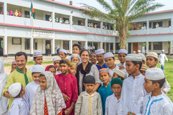 2018 Shema with School Kids