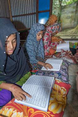 2018 Girls Quran