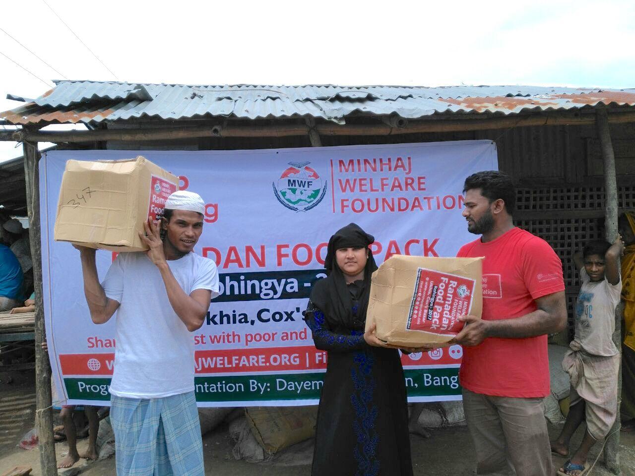 Rahim at Food Distrib