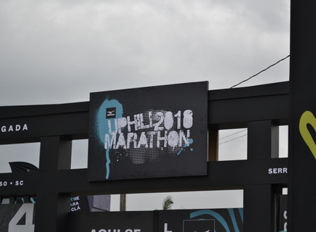 Mizuno Uphill Marathon 2018