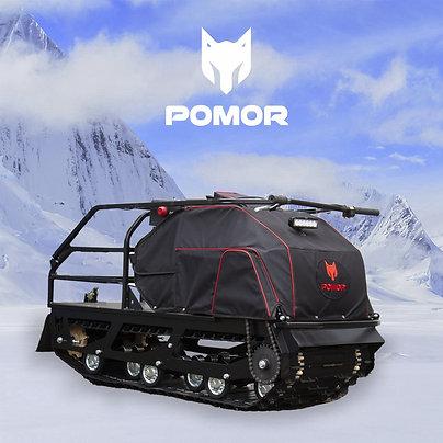POMOR M-500 NEW (Черный)