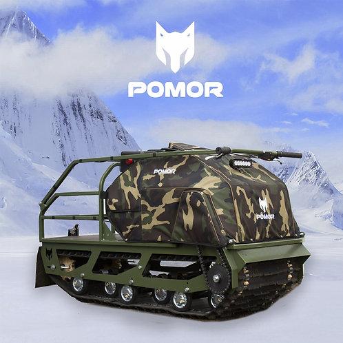 POMOR M-500 PRO (Зеленый камуфляж)
