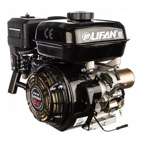 Двигатель Lifan 168F-2D 6,5 с электрозапуском