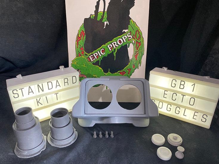 Fiberglass Ecto Goggle kit