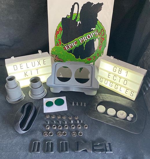 Fiberglass Ecto Goggle kit DELUXE