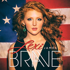 Lexi James - Brave Album Cover