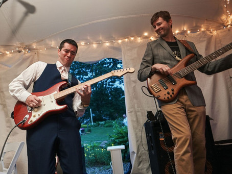 August Updates - Gigs, Lessons, Weddings, Etc.