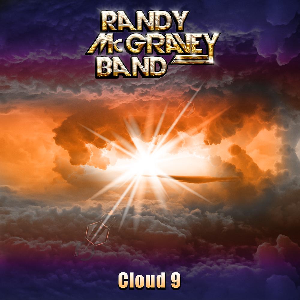 Randy McGravey Band - Cloud 9 EP Cover