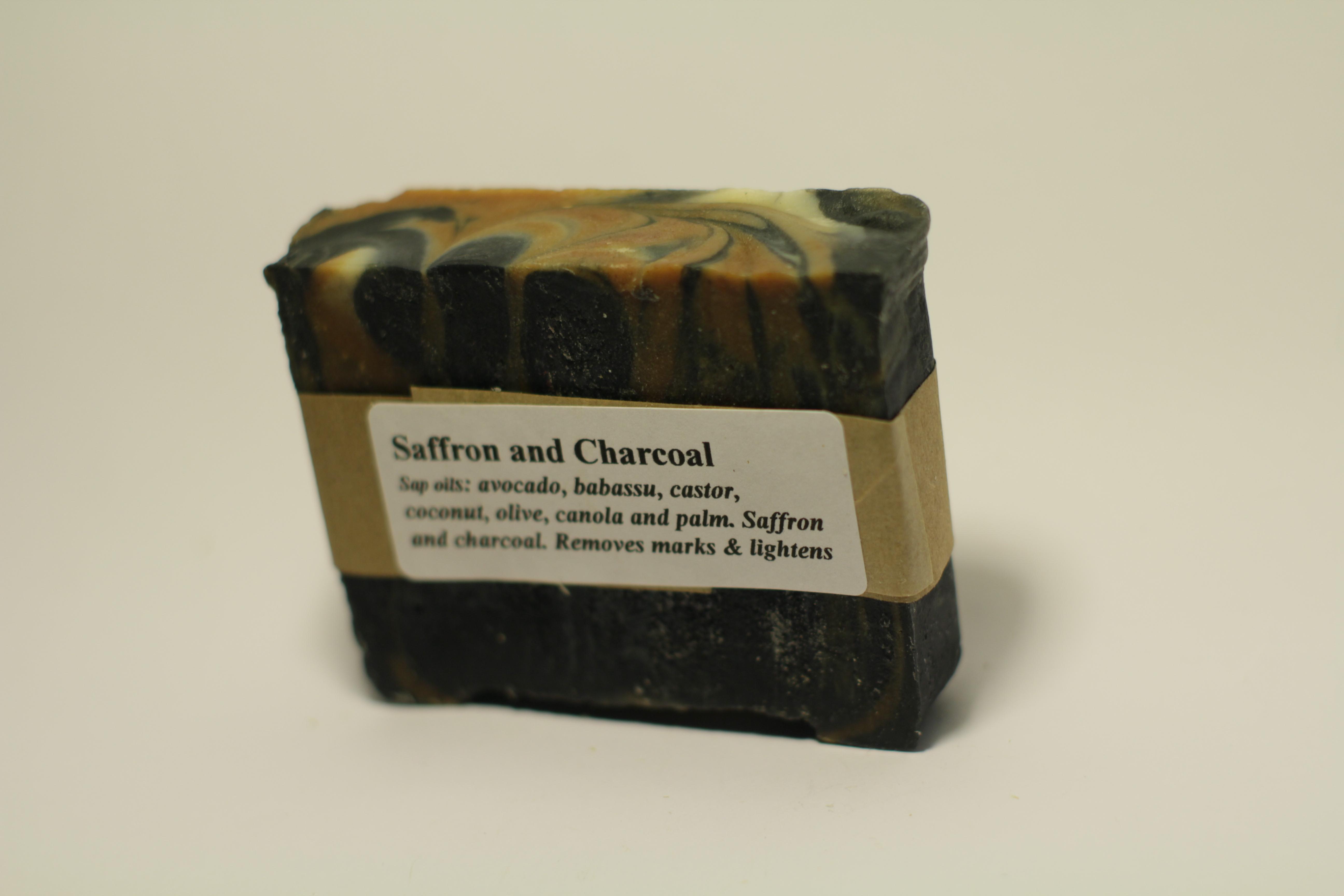 Saffron and Charcoal