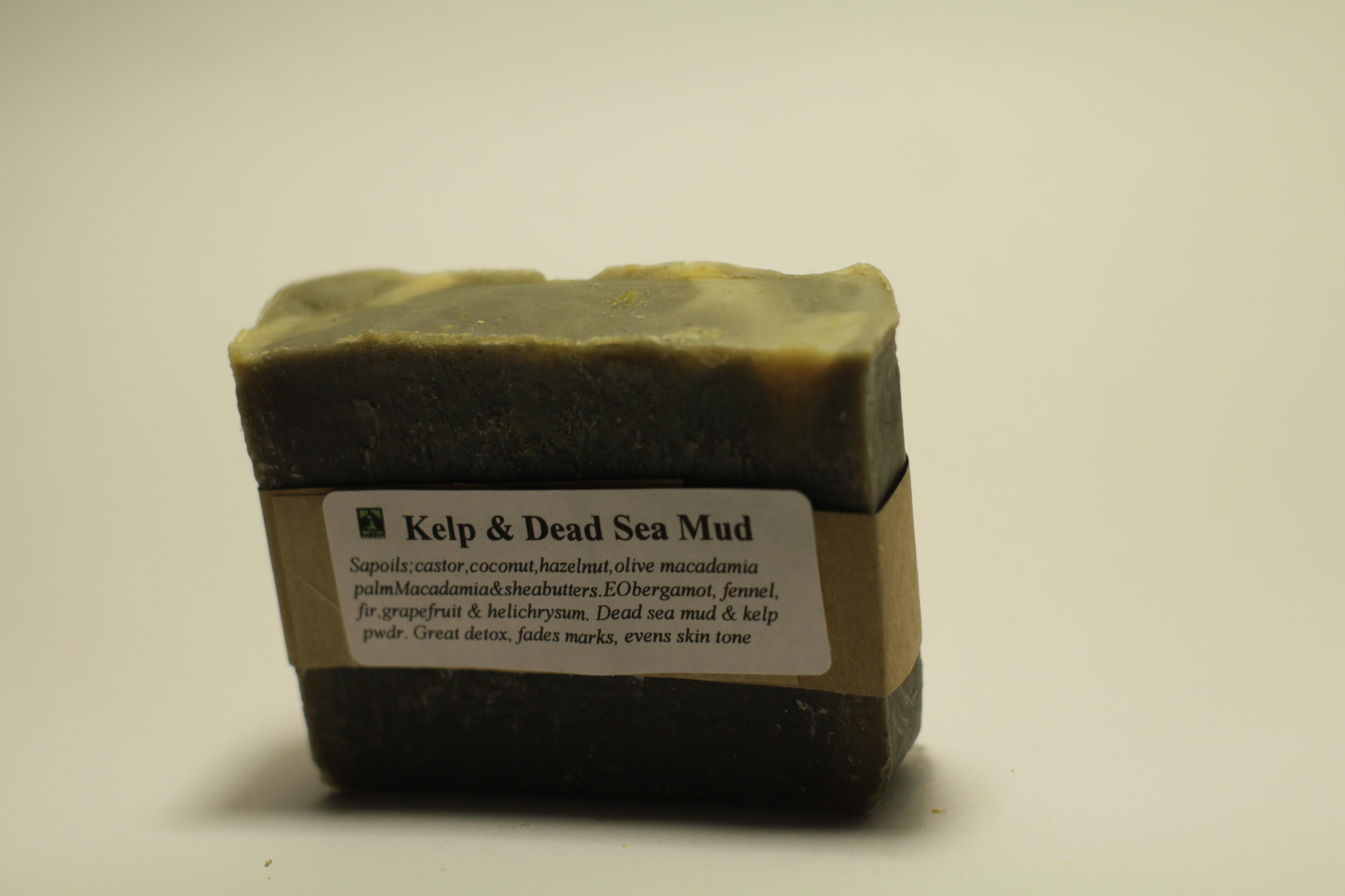 Kelp & Dead Sea Mud