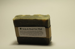 Kelp & Dead Sea Mud