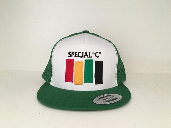 Hat - Green Trucker