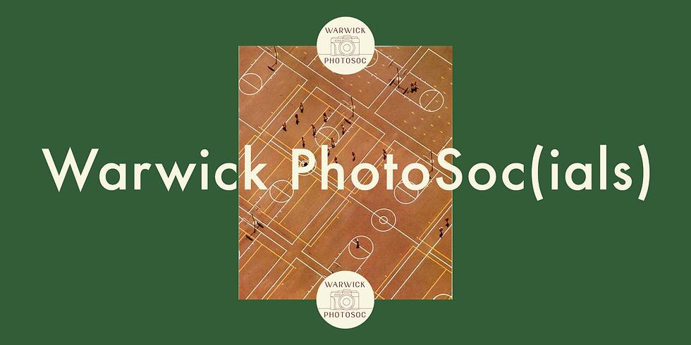 Warwick PhotoSoc(ials)