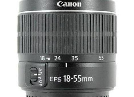 Canon Kit Lenses 18-55mm f/3.5-5.6