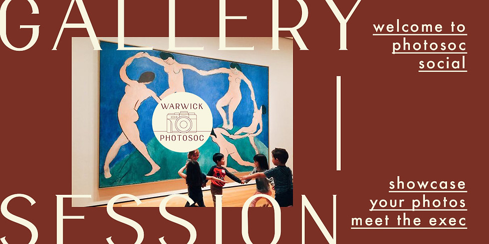 Gallery Sessions