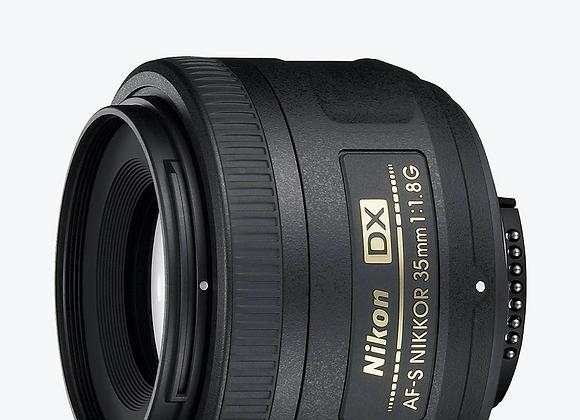 Nikon DX 35mm f/1.8G