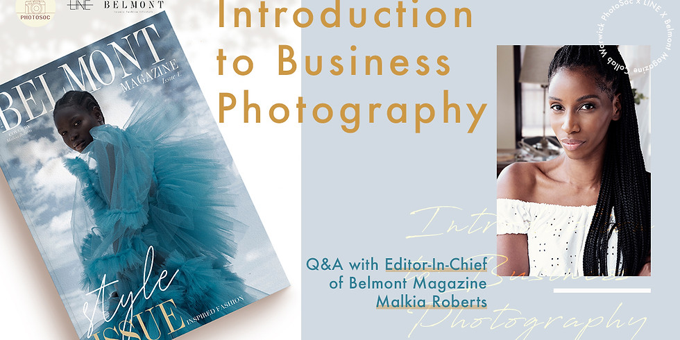 Introduction to Business Photography