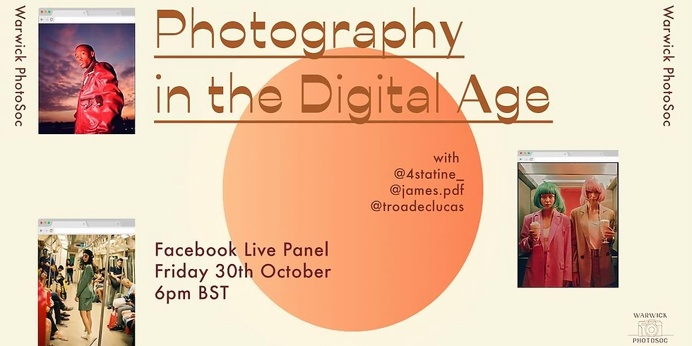 Photography in the Digital Age