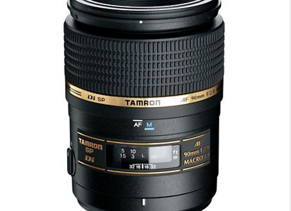 Tamron 90mm f/2.8 Macro