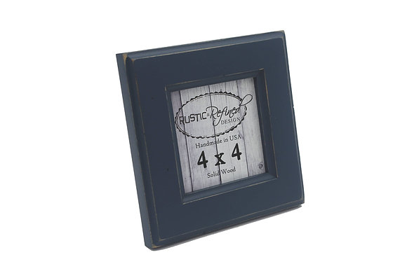 4x4 Moab picture frame - Navy