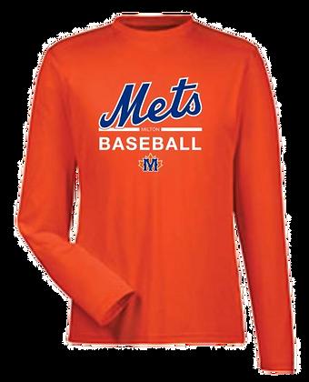 Adult - Long Sleeve Performance Shirts