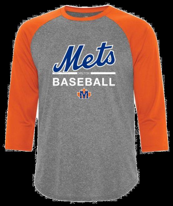 Adult - 3/4 Sleeve Performance Shirt