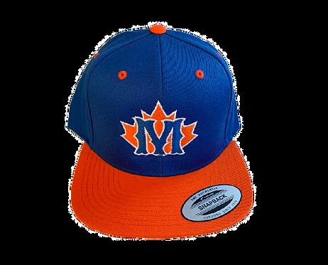 Milton Mets Snap Back Hat