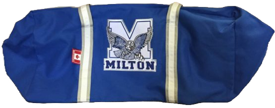 Milton Minor Hockey Equipment Bag