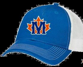 "Deluxe Twill ""Off Field"" Mesh Hats"