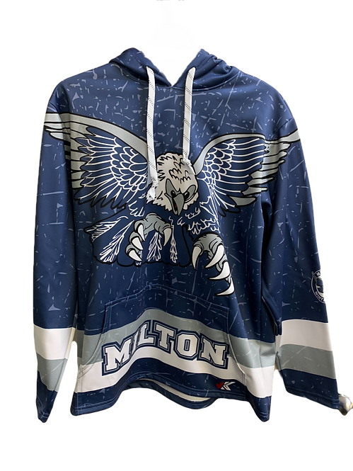 Winterhawk's Adult Sublimated Hoodie