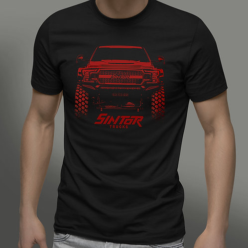 Sintor T-Shirt Racing Red