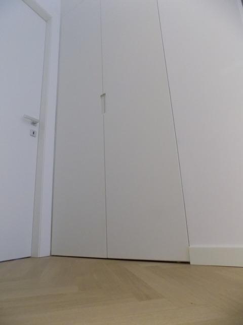 armadiatura a filo muro