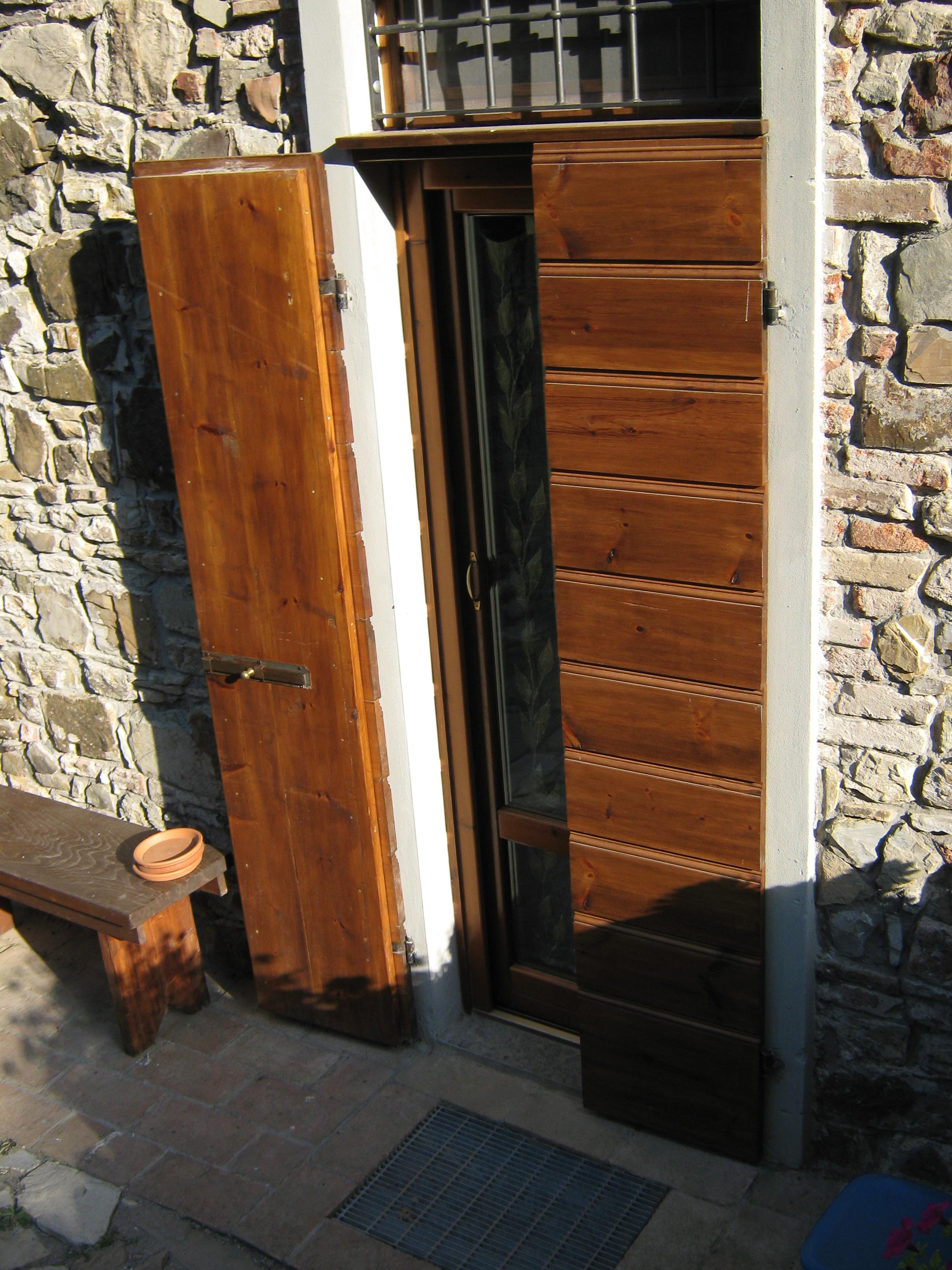 porta esterna