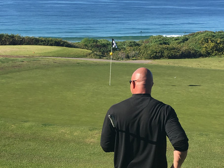 I Wonder... what is the fascination with golf?
