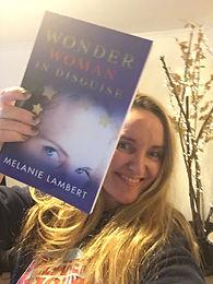 Wonder Woman in Disguie Inspirational Poetry Book