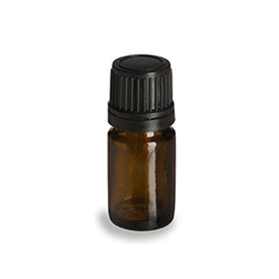 5 ml. European Dropper Glass Bottle