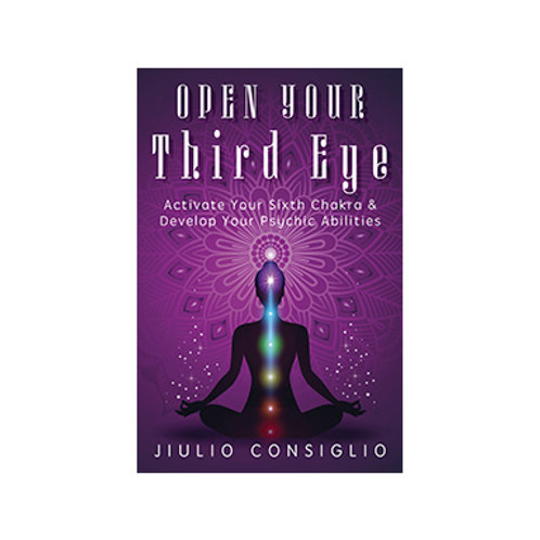 Open Your Third Eye - By Jiulio Consiglio