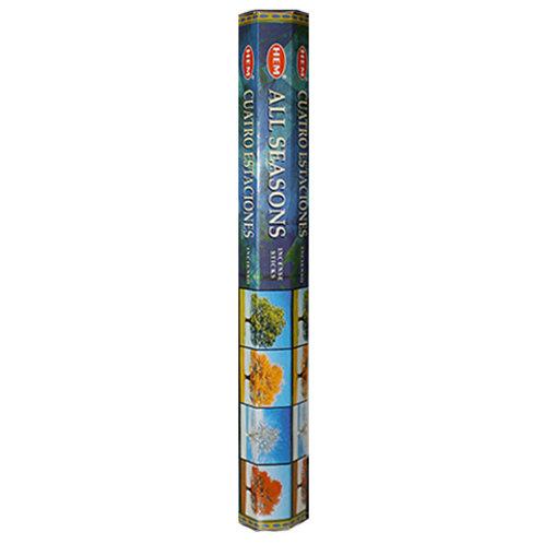 HEM All Seasons Incense, 20g (20 Sticks)