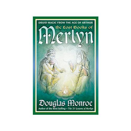 Lost Books of Merlyn - By Douglas Monroe