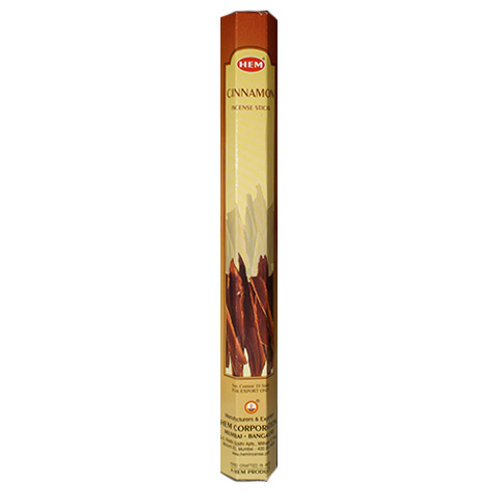 HEM Cinnamon Incense, 20g (20 Sticks)