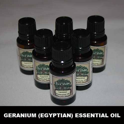 Geranium (Egyptian) Essential Oil