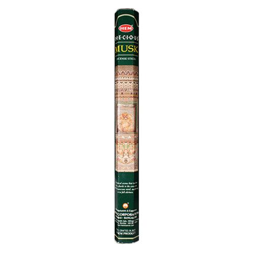 HEM Musk Incense, 20g (20 Sticks)