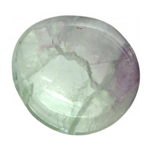 Fluorite Worry Stone