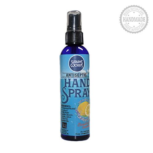 Hand Spray, Antiseptic 4 Oz. (Sarah's Works)