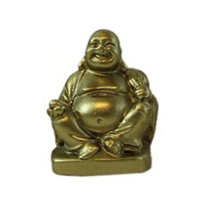 Love Feng Shui Golden Buddha