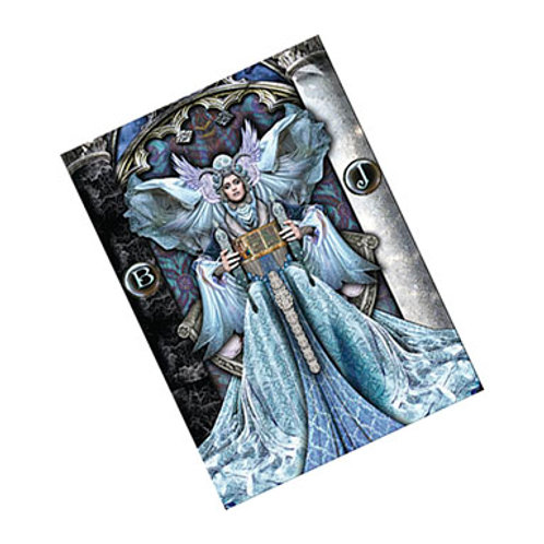 Illuminati Book of Shadows, Journal