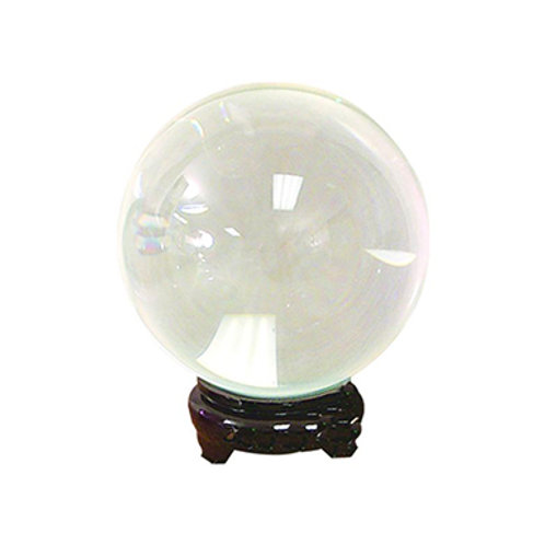 Crystal Ball, Clear, Multi Sizes