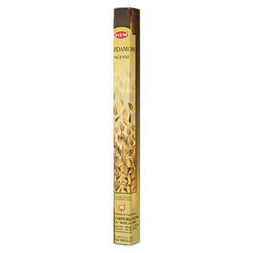 HEM Cardamom Incense, 20g (20 Sticks)