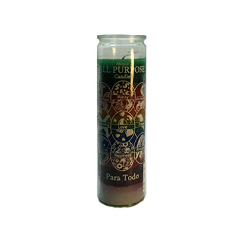 All Purpose 7 Day Candle